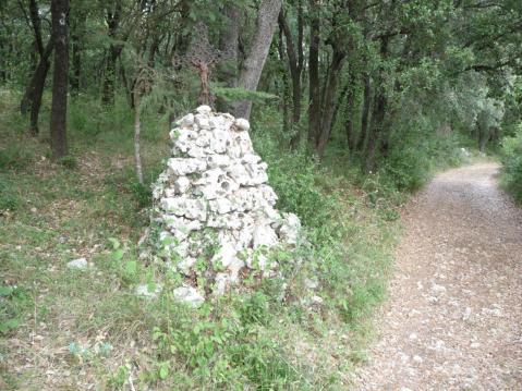 Carlencas - chemin de Levas (2)