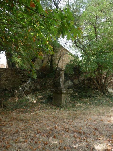 Carlencas - Hameau de Levas