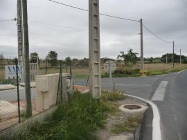 Loupian - Croix détruite - D158 (2)