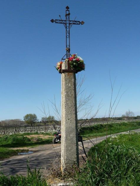 Florensac - Croix du Moulin - D137