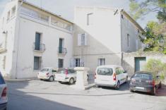 Lézignan-la-Cèbe - Croix de Mission - Place de la Croix de Mission (2)