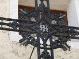 Les Aires - Place de l'église - Croix de Mission (3)