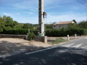 Les Aires - Route du Moulinas - D160 (2)