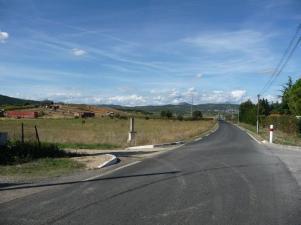 Fontès - D128 - Route de Péret