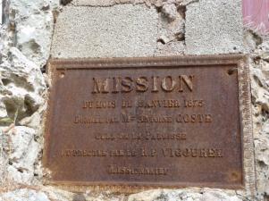 St-Bauzille-de-la-Sylve - Croix de Mission - Chapelle St-Antoine