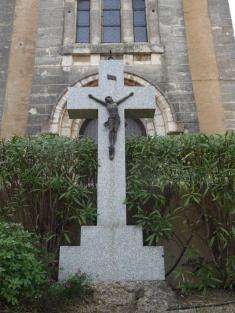 Paulhan - Sainte-Croix - Eglise Sainte-Croix