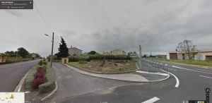 St-Thibéry - D18 Route de Florensac - D13E15 Ave d'Agde (2013)