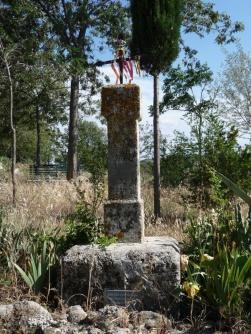 Caux - Mas d'Aubagnac - Chemin de la Mountade (2) - Copie