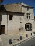 Montblanc - Eglise - Place François Phoebus (1)