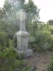 Puéchabon - Croix de la sablière - La Combe de Galet (3)