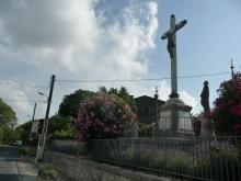 Puéchabon - Rue du Calvaire - Route d'Aniane D32 (3)