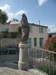 Puéchabon - Rue du Calvaire - Route d'Aniane D32 (5)
