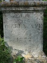 O CRUX AVE 1872