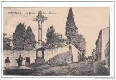 Magalas - Croix de mission - Av de Béziers D18 - Rue Joliot-Curie (2)