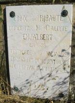 Source : Caux, cinq promenades sur les chemins de croix, Monique Beugnon, 2009