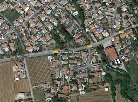 Lieuran-les-Béziers – Avenue de Béziers D33E2