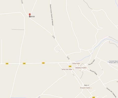 Campagnan - Avenue de Bélarga D123 - Les Peyreguils (4)