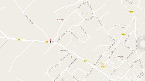 Caux - Croix de Mission - D30 ch de Néfiès - Ch des Rompudes