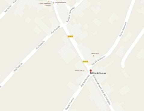 Saint-Pons-de-Mauchiens - Rue du Fournas D161 - Rue des Garrigues D161 D131E12 (5)