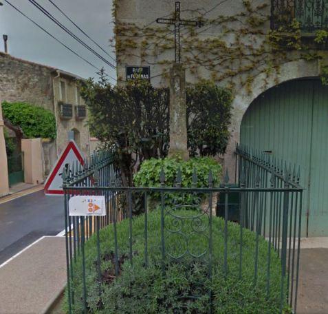 Saint-Pons-de-Mauchiens - Rue du Fournas D161 - Rue des Garrigues D161 D131E12 - avril 2013