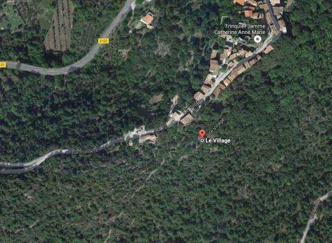 Pégairolles-de-Buèges - Sentier du village (4)