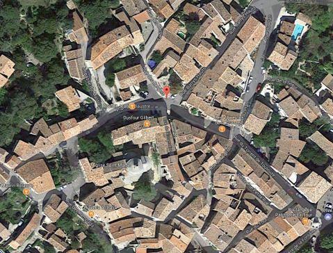 Saint-Martin-de-Londres -Plan de Claustre (4)